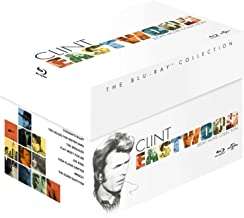 Clint Eastwood - The Blu-ray Collection [Coogan's Bluff, Two Mules for Sister Sara, The Beguilded, Play Misty for Me, Joe Kidd, High Plains Drifter, Breezy, The Eiger Sanction] [Blu-ray]