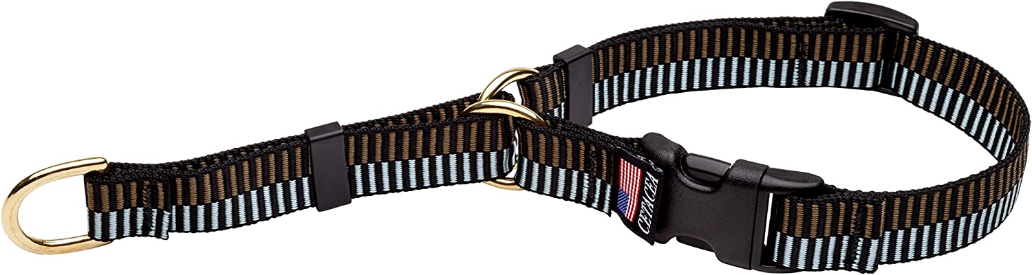 Cetacea Soft Martingale Collar with Quick Release, Step 5, Large
