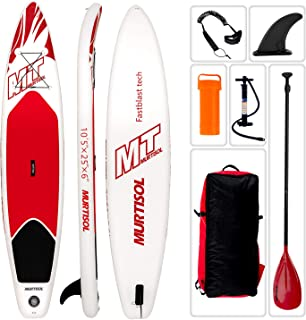 Murtisol Inflatable SUP W/ 3 Years Warranty 10.6' Inflatable Paddle Board (25