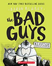 The Bad Guys in Mission Unpluckable (The Bad Guys #2) (2)