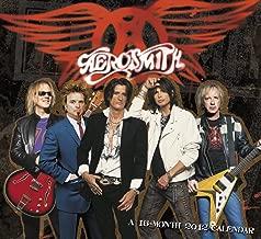 2012 Aerosmith Wall Calendar