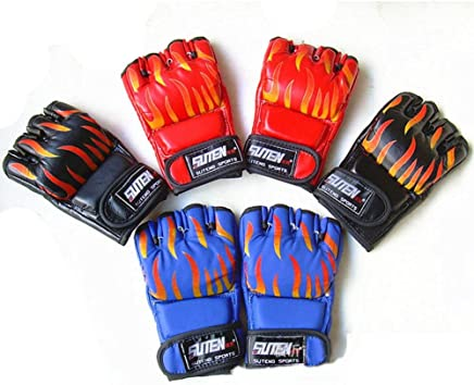 Huwai Huwai Huwai Boxhandschuhe - Training, Kickboxen, Schlagen, Muay Thai, Grappling, B07N1B5NN8     | Deutschland München  054124