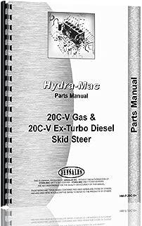hydra mac parts manual