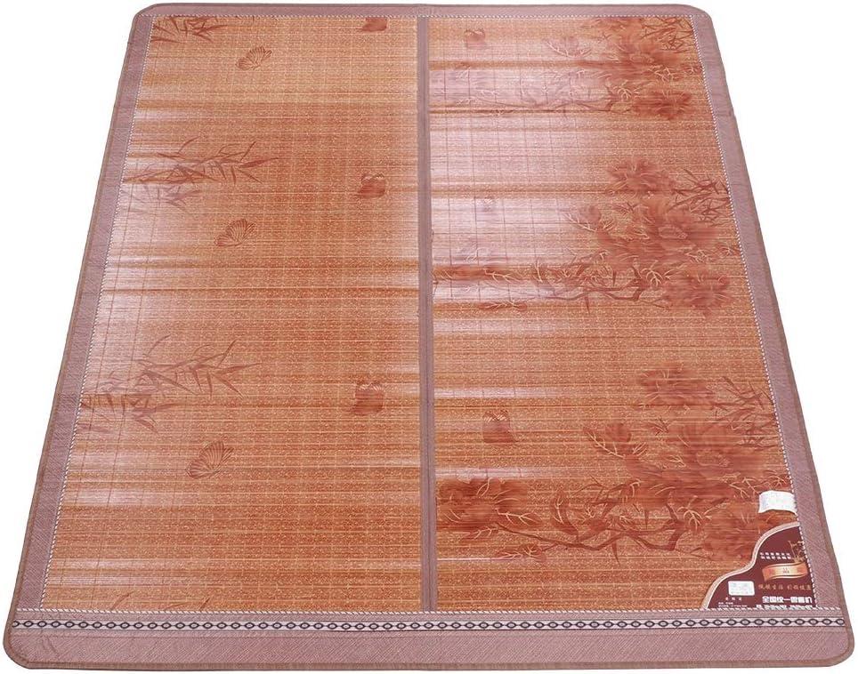 NEUFDAY Tapis de Sol antidérapant Lisse Portable, Tapis de Bain de Couchage d'été, Douche pour Personnes âgées pour Sauna de Spa(120 * 190cm) 90*190cm