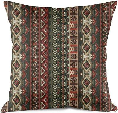 Amazon.com: Oriental Home - Funda de almohada para sofá ...