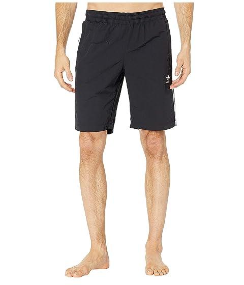 dc54db5eb44a2 adidas Originals 3-Stripes Swim Shorts at Zappos.com