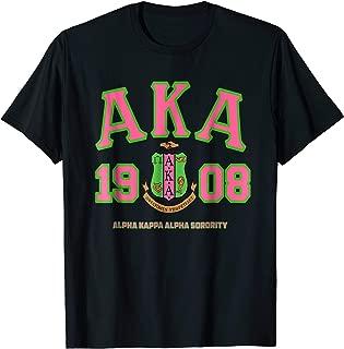 Womens Alpha Kappa AKA Alpha // AKA t shirt // AKA gift