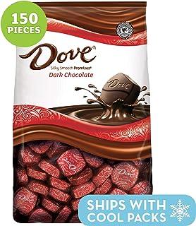 DOVE PROMISES Dark Chocolate Candy 43.07 Ounce 153-Piece Bag
