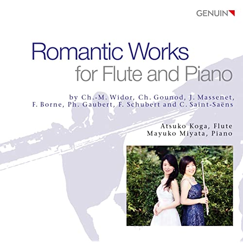Romantic Works for Flute & Piano