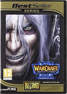 BSS Warcraft 3 The Frozen Throne EXP