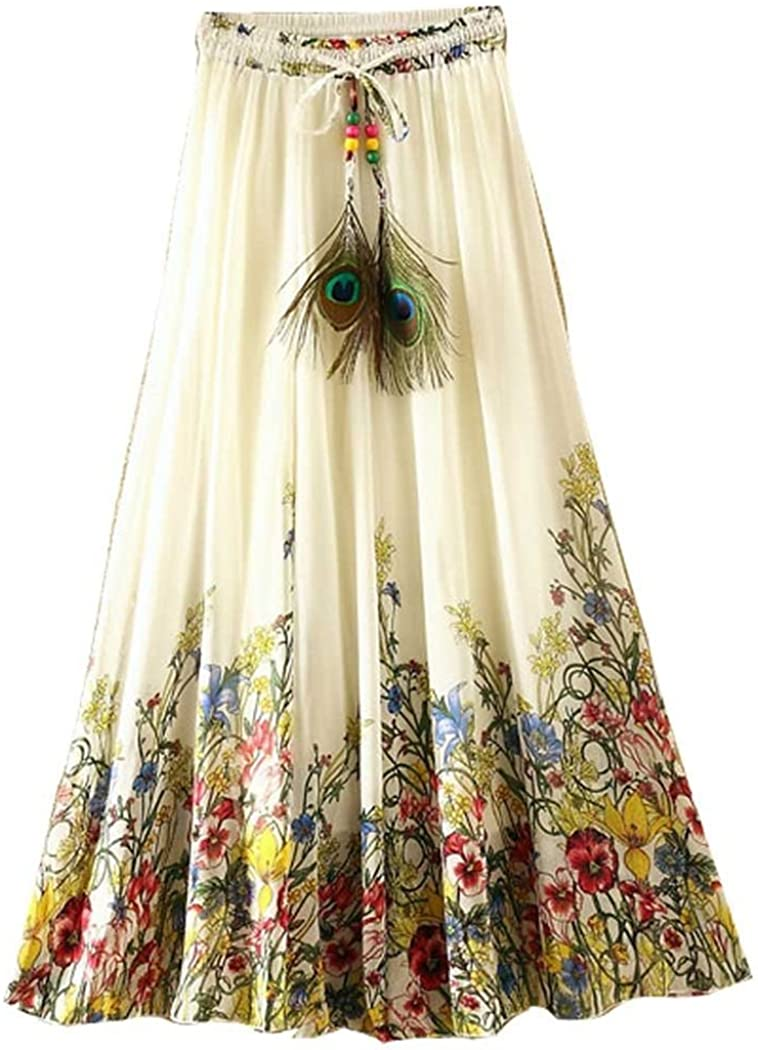 Limited time cheap sale Kafeimali Women's Flowy Summer Casual Lo Chiffon Bohemian Floral National products