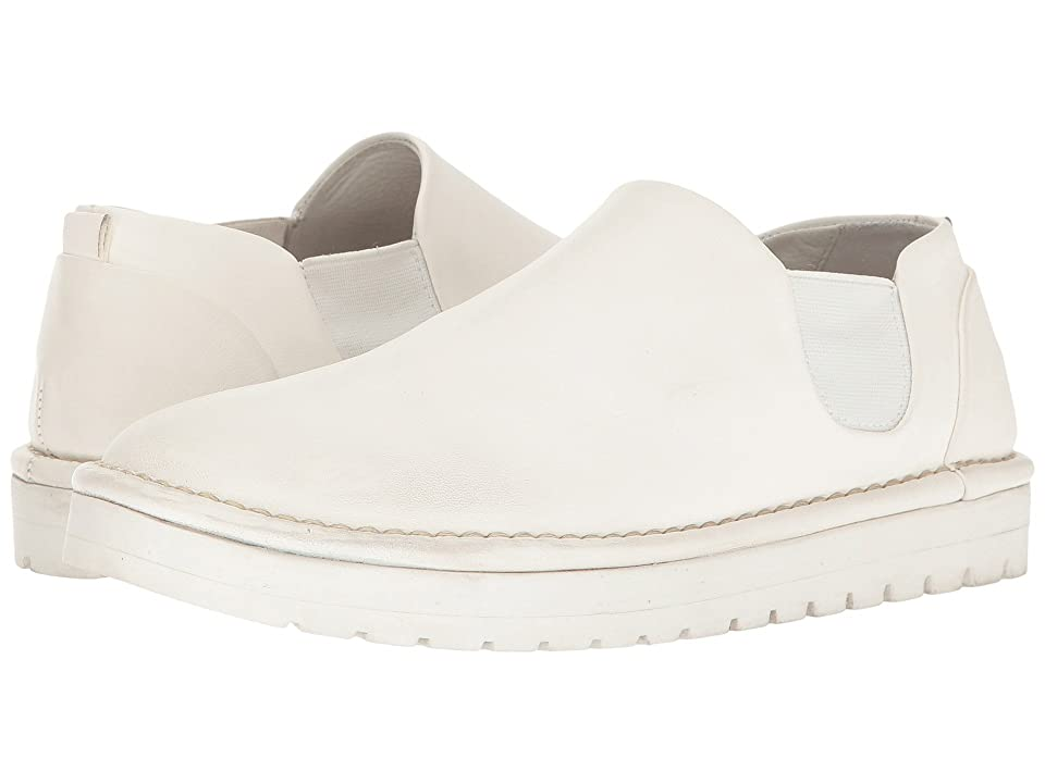 Marsell Low Chelsea Boot (White) Women