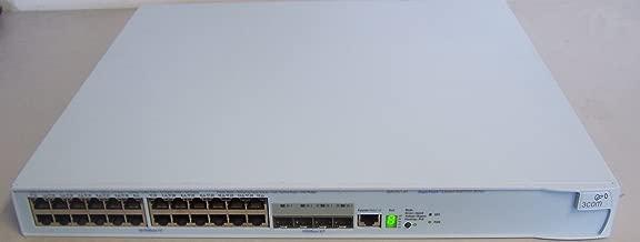 3COM 3CR17571-91 - 3Com SWITCH 4500 PWR 26-PORT // GradeA:R2-Ready for Reuse