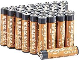 Amazon Basics AAA Alkaline Batterijen, Verpakking Van 36 Stuks