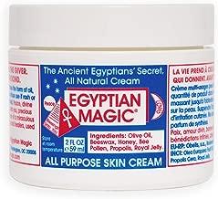 Egyptian Magic All Purpose Skin Cream   Skin, Hair, Hand/Foot, Eye Cream   100% Natural Ingredients   2 Ounce