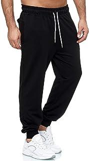 TAZZIO Birds 16600 -Pantalones para hombre, pantalones para correr