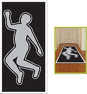 Best dead body silhouette Reviews