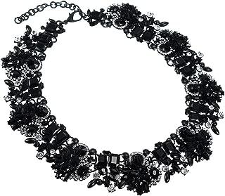 Best black bling necklace Reviews