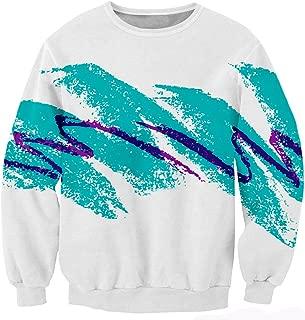 Unisex Ugly Christmas Sweater 3D Funny Print Sweatshirt
