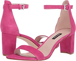 13f6d1d4638 155. Nine West. Pruce Block Heeled Sandal