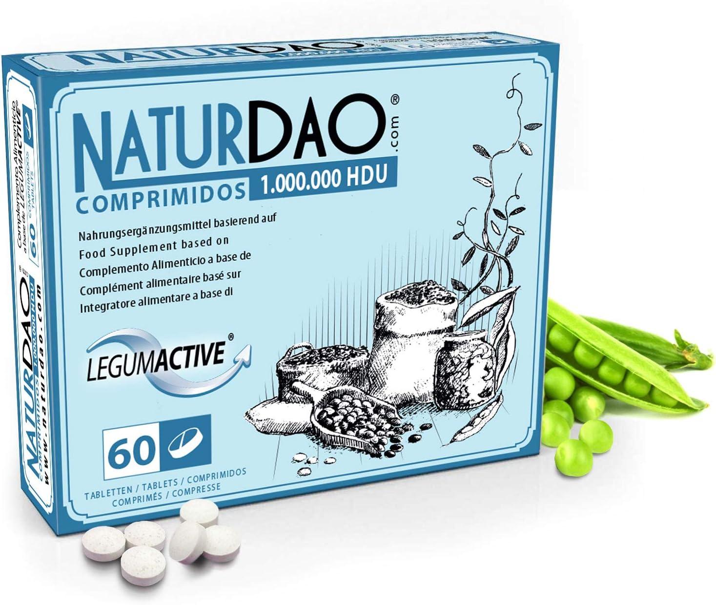 NATURDAO - 60 Tablets 1 Deficiency Ranking integrated 1st place Atlanta Mall DAO HDU Histami 000