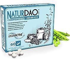 NATURDAO - 60 Tabletek - DAO roślinne - Niedobór DAO - Nietolerancja histaminy