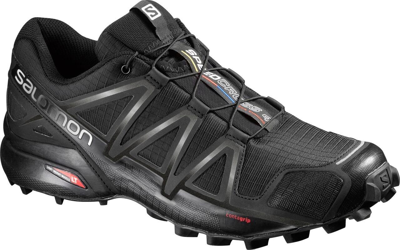 Salomon Speedcross Trail Runner Black