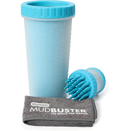 Dexas MudBuster, ScrubBuster and Towel Set