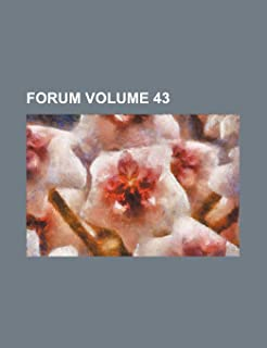 Forum Volume 43