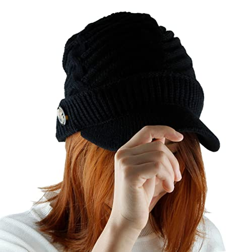 fce7fc18a64 Samtree Womens Beanie Hat with Visor