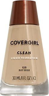 COVERGIRL Clean Normal Skin Foundation (packaging may vary)