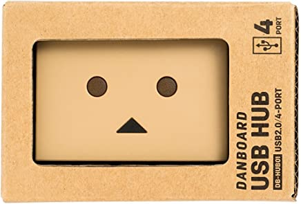 PLANEX ダンボーUSBハブ DB-HUB01 バスパワー USB2.0 4ポート