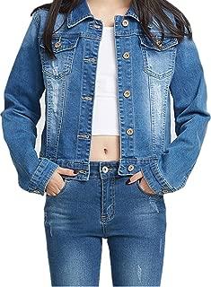 Best denim jacket for girl kid Reviews