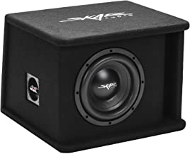 "Skar Audio Single 8"" 700W Loaded SDR Series Vented Subwoofer Enclosure 