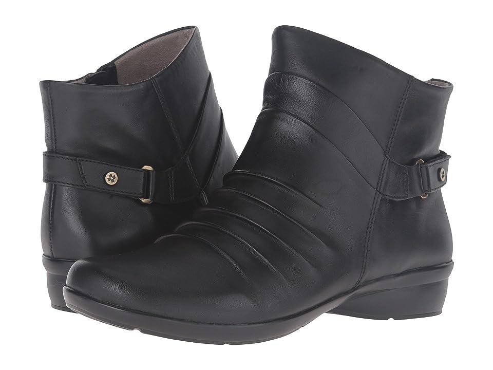 Naturalizer Caldo (Black Leather) Women