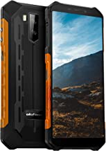 Ulefone Armor X5 Rugged Cell Phones Unlocked (2020), 5.5 inch Screen, Android 10, 3GB + 32GB, 13MP + 2MP Dual Rear Cameras...