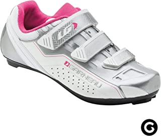 Louis Garneau Women's Jade Bike Shoes for Commuting and Indoor Cycling, Compatible with SPD, Look and All Road Pedals