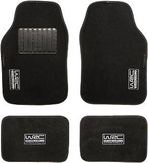 comprar comparacion WRC 73244 alfombras Coche Universal, Negro, 0