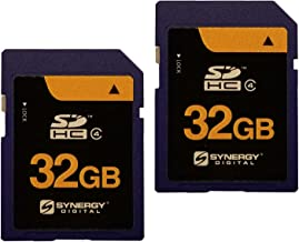 Sponsored Ad - Synergy Digital Camera Memory Cards, Works with Panasonic Lumix DC-TS7 Digital Camera, 32GB Secure Digital ...