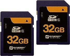 Hasselblad Lunar Mirrorless Digital Camera Memory Card 2 x 32GB Secure Digital High Capacity (SDHC) Memory Cards (2 Pack)