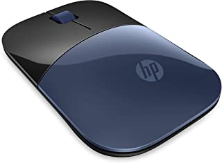 HP Wireless Mouse Z3700 (7UH88AA#ABL) - Blue Lumiere