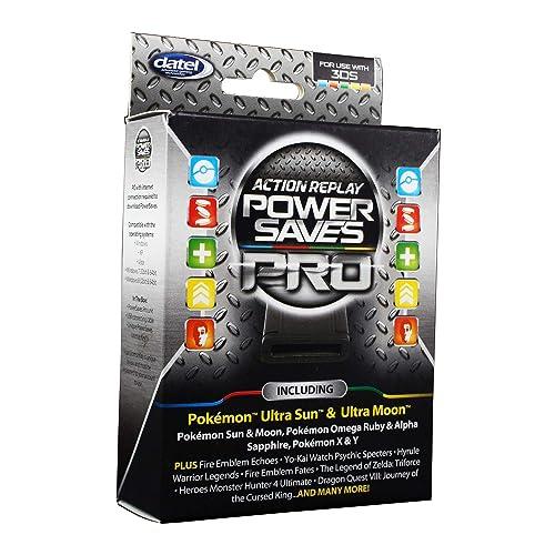 Amazon com: Datel Action Replay Power Saves Pro - Nintendo