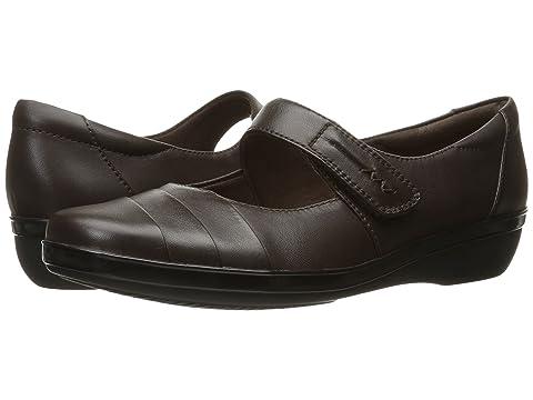 Leatherbrown Everlay Negro Cuero Mejor Clarks vendido Kennon BFq7WWHwg