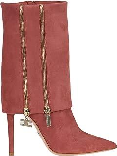 ELISABETTA FRANCHI Luxury Fashion Womens MCGLCAS000006087I Pink Ankle Boots | Season Outlet