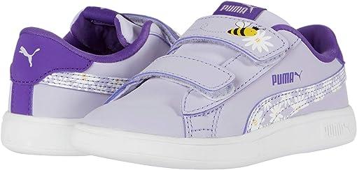 Purple Heather/Prism Violet/Dandelion/Puma White