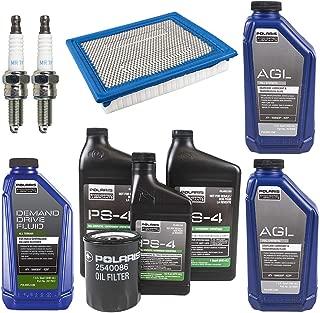 2013-2014 POLARIS RZR 900/S Complete Service Kit Oil Change Air Filter