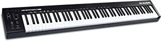 M-Audio Keystation 88 MK3 – 88 Key Semi Weighted MIDI Keyboard Controller for Complete Command of Virtual Synthesizers and...