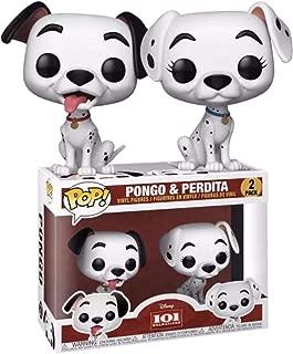 Funko Pop! Disney 101 Dalmations Pongo and Perdita PIAB Exclusive 2 Pack