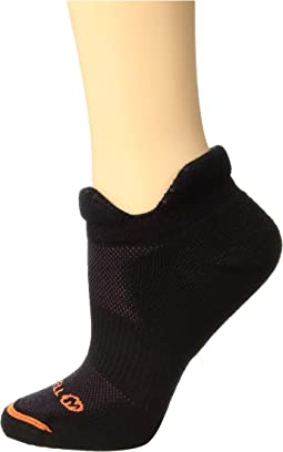 Dual Tab Trail Runner Sock