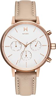 MVMT NOVA Watches | 38MM Women's Analog Watch Chronograph